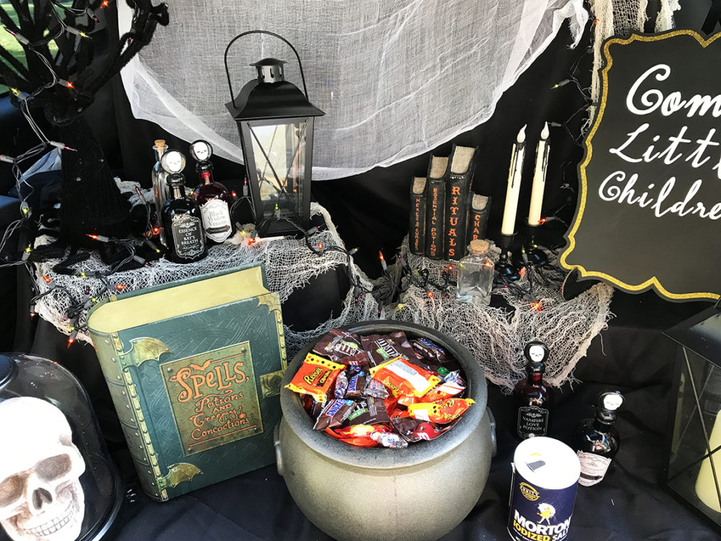 Trunk Treat Witch Themed Wwwtopsimagescom