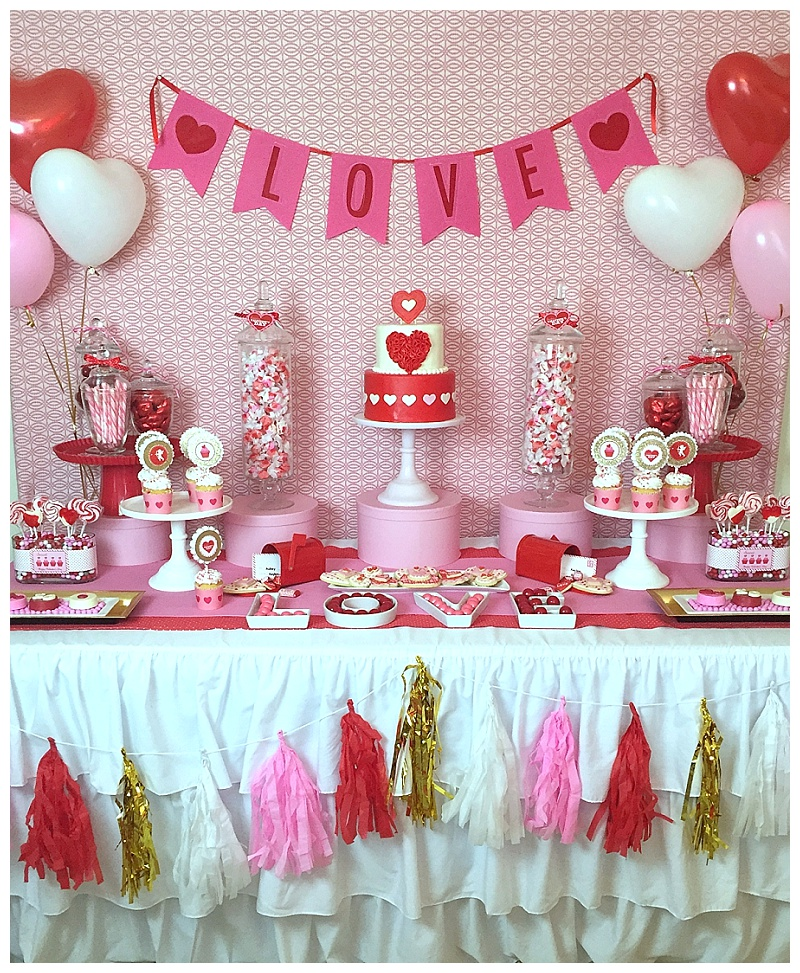 Valentine S Day Party Ideas Pineapple Paper Co