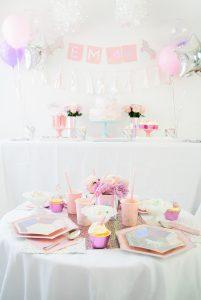 Magical Unicorn Birthday Party with Cricut
