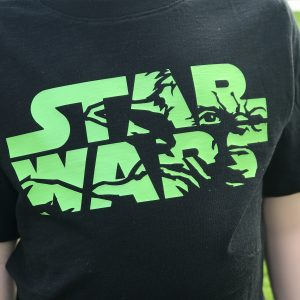 Star Wars T-Shirt Designs Now on Cricut Design Space