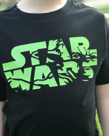 Star Wars T-Shirt Designs Now on Cricut Design Space