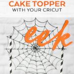 Diy Halloween Cake Topper Martha Stewart Cricut Pineapple Paper Co