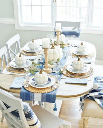 Non-Traditional Thanksgiving Decor Ideas for your Table