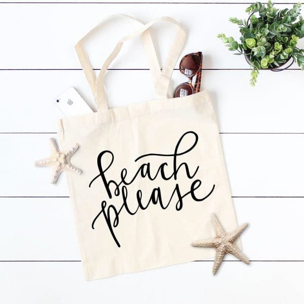 Beach Themed SVG Cut Files for Cricut & Silhouette by Pineapple Paper Co.
