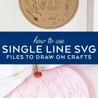 How to Use a Single Line SVG File