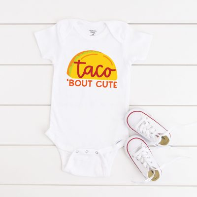 Free Taco Bout Cute SVG
